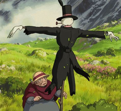 howls moving castle gifs tenor