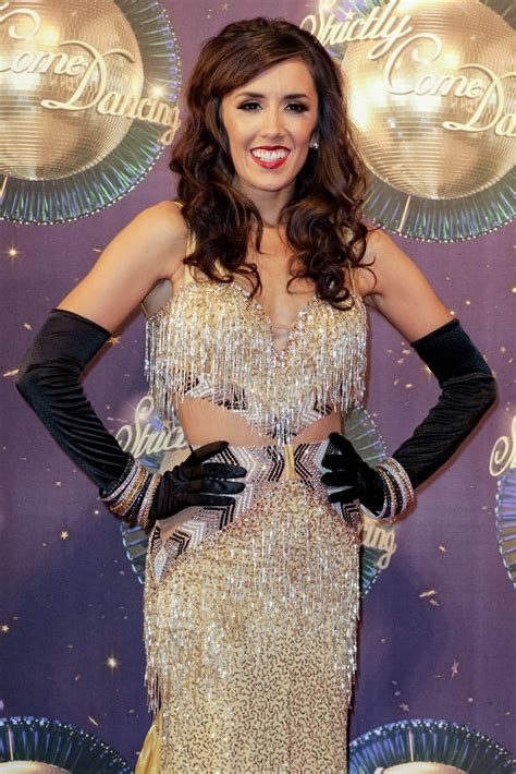 """Janette Manrara – """"Strictly Come Dancing"""" Launch in London ..."""
