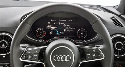 Motorburn The Audi Virtual Cockpit This Future