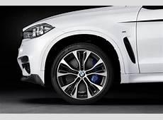 Así queda el nuevo BMW X6 con los accesorios BMW M Performance