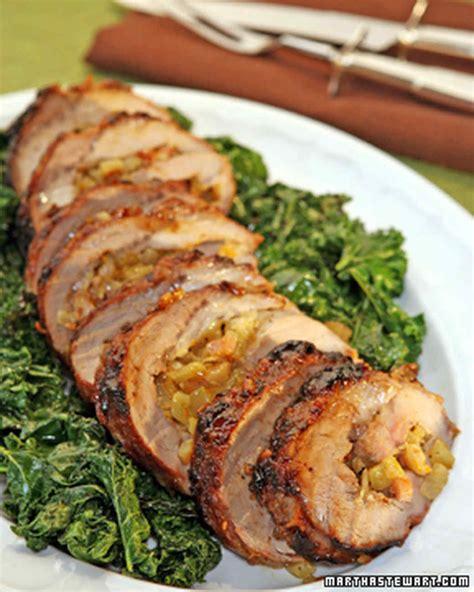 Stuffed Boneless Pork Loin Recipes