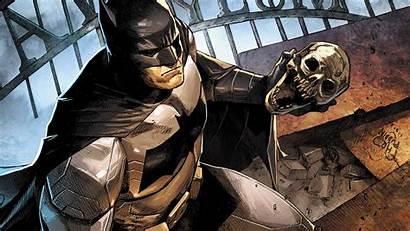 Batman Dc Comics Bruce Wayne Eternal Superhero