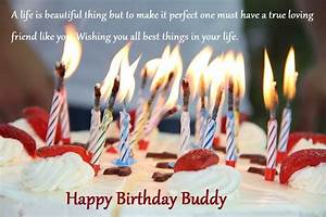 Birthday Cake Wishes Quotes For Best Friends   Best Wishes