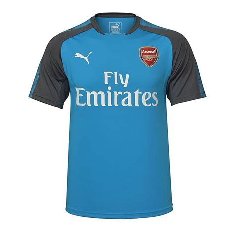 The Football Shirts Book The Connoisseur S Guide Arsenal 17 18 39 S Away Shirt Official