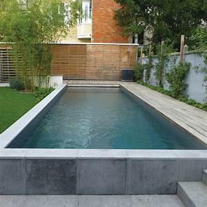 Piscine A Enterrer : piscine a enterrer finest piscines de piscines carr bleu ~ Zukunftsfamilie.com Idées de Décoration