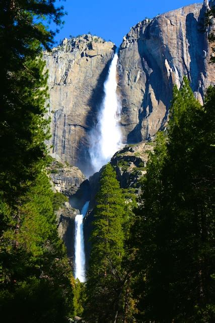 Hike Lower Yosemite Falls Polly Castor