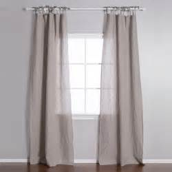 splendid gray curtain panels overstock grey and white