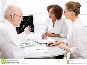 Doctor and student stock photo. Image of lifestyle ...