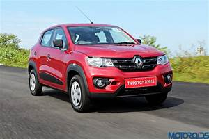 Renault Plans To Launch Kwid With A 1 Litre Petrol Engine