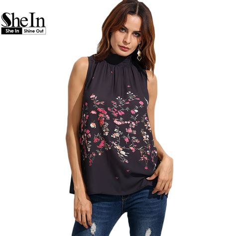 s shirts and blouses shein womens tops and blouses for summer 2016