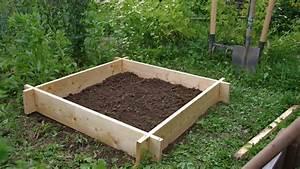 Carre De Jardin Potager : un carr de jardin ~ Premium-room.com Idées de Décoration