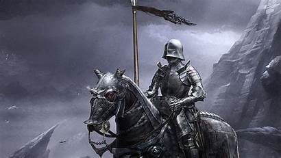 Knight Fantasy Background Wallpapers Wall