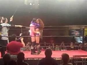 MARIA & MIKE BENNETT COME TO WOH WRESTLING - YouTube