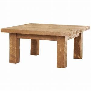 barnwood collection barnwood square coffee table bw38 With square barnwood coffee table