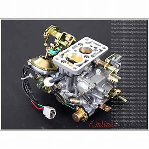 Toyota Carburettor 4y 4 Pin 2 2l Hiace Hilux Venture Oe