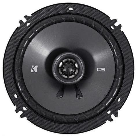 kicker door speakers 2001 2005 honda civic kicker 6 5 quot factory door speaker