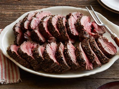 peppercorn roasted beef tenderloin recipe ree drummond
