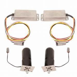 Electric Headlamp Kit  1967 Camaro Rs