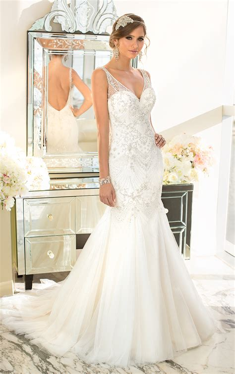 Most Beautiful Wedding Dresses Wedding Gowns Essense