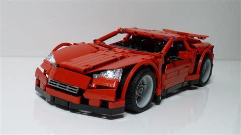lego technic supercar lego technic the new supercar