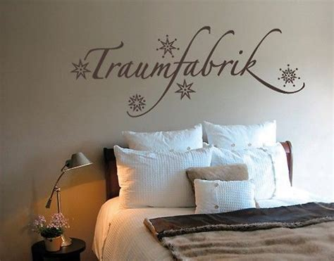 Wandtattoo Schlafzimmer Traumfabrik by Wandtattoo Spr 252 Che Wandworte No Sf468 Traumfabrik
