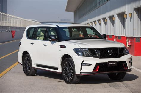 nissan patrol nismo nissan patrol nismo announced for middle east