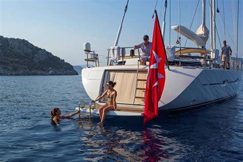 Sailboat Swim Platform by Sailing Yacht Savarona Swim Platform Luxury Yacht