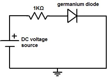 How Build Germanium Diode Circuit