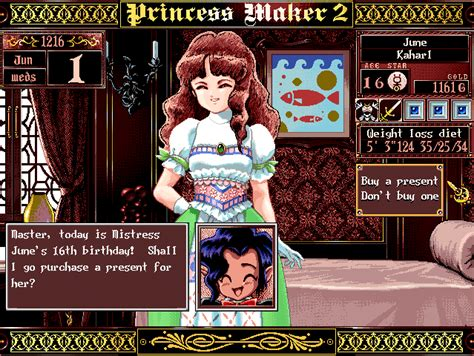 princessmaker hardcore gaming