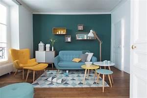Deco Salon Maison Du Monde : decoration chambre style nordique ~ Teatrodelosmanantiales.com Idées de Décoration