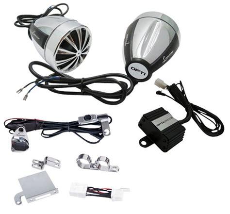 Lanzar Wire Harnes by Lanzar Optimc90 Opti Drive 700 Watts Motorcycle Atv