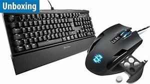 Günstige Gaming Stühle : g nstige gaming maus tastatur sharkoon skiller sgm1 sgk1 deutsch german youtube ~ Markanthonyermac.com Haus und Dekorationen