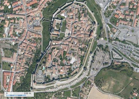 siege canon la cité de carcassonne