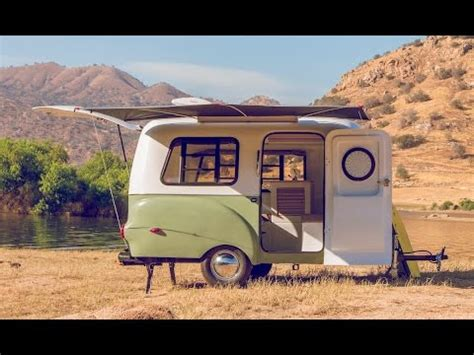 coolest lightweight travel trailer happier camper hc