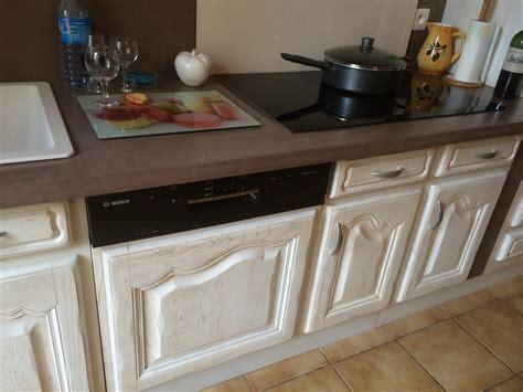 cuisine en bois h黎re réalisations les cuisines de soleidade