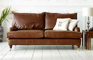Sofa Vintage Leder : holbeck leather vintage couch leather sofas ~ Indierocktalk.com Haus und Dekorationen