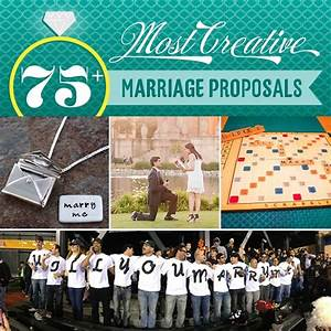 75+ Most Creative Marriage Proposal Ideas - The Dating Divas