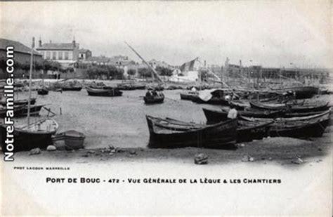 photos et cartes postales anciennes de port de bouc 13110
