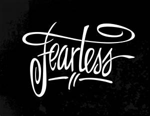 Living in Mommywood: The journey of being Fearless  Fearless
