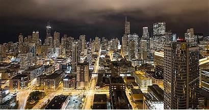 Chicago Cityscape Reddit Gifs Skyline Sustentables York