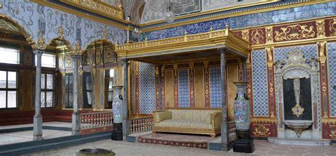visita al palacio topkapi  el harem recorre sus leyendas