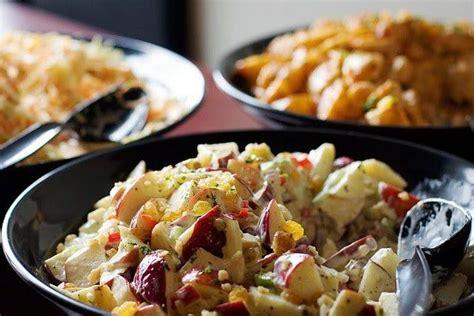 cuisiner du celeri recette de salade waldorf pommes noix céleri fromage