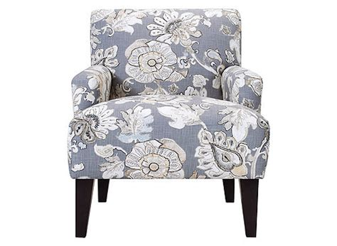 kelsie accent chair gray raymour flanigan