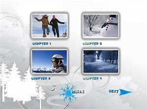 winter titles and dvd menus pinnacle template winter pack With pinnacle studio templates