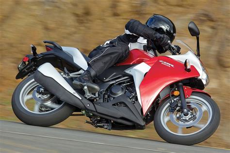 2011 Honda Cbr250r Photo Gallery