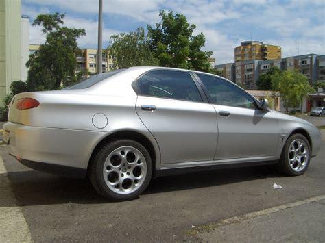2001 Alfa Romeo 166  Pictures Cargurus