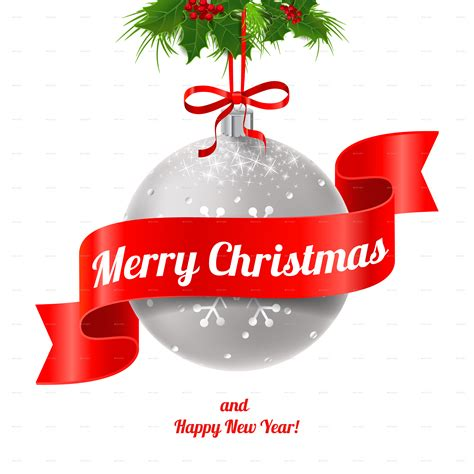 Be blessed, merry christmas and happy new year! Merry Christmas and Happy New Year. by artleska | GraphicRiver