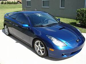 2002 Toyota Celica - Information And Photos