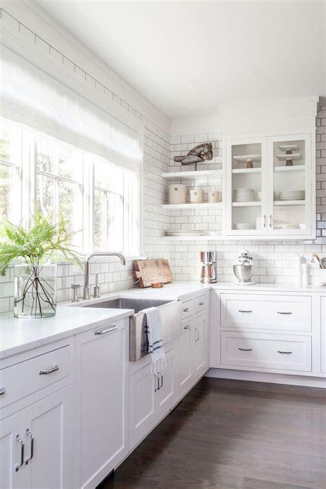 white on white kitchen ideas best 25 white kitchen cabinets ideas on