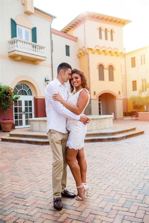 wedding photography  loews portofino bay hotel